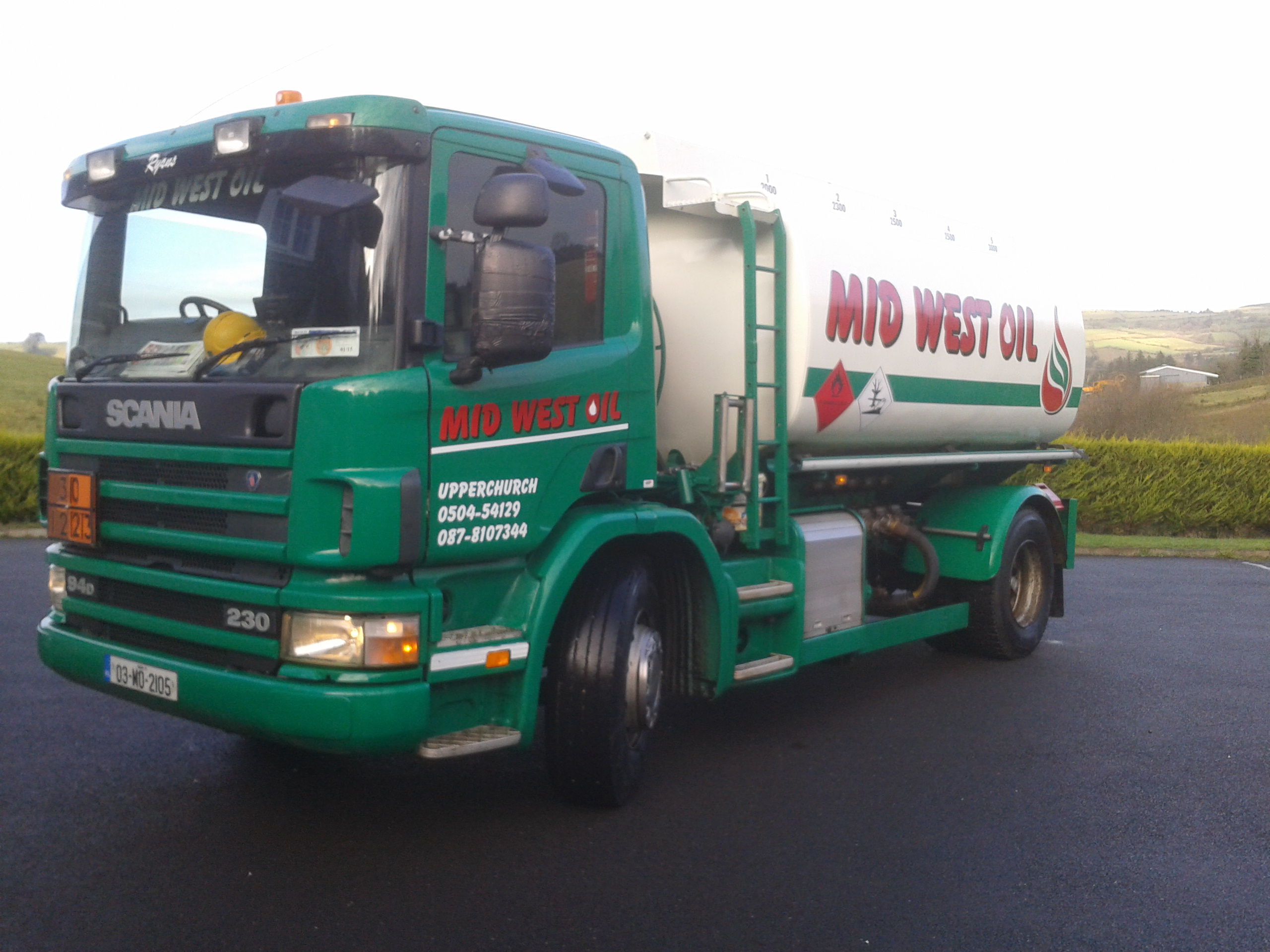 Mid West Oil Domestic Home Heating Oil suppliers for