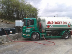 Domestic heating oil Tipperary. Midwest Oil Supplies a range of domestic heating oil products to the Tipperary and Mid West region. Contact 0504 54129 or email info@midwestoil.ie