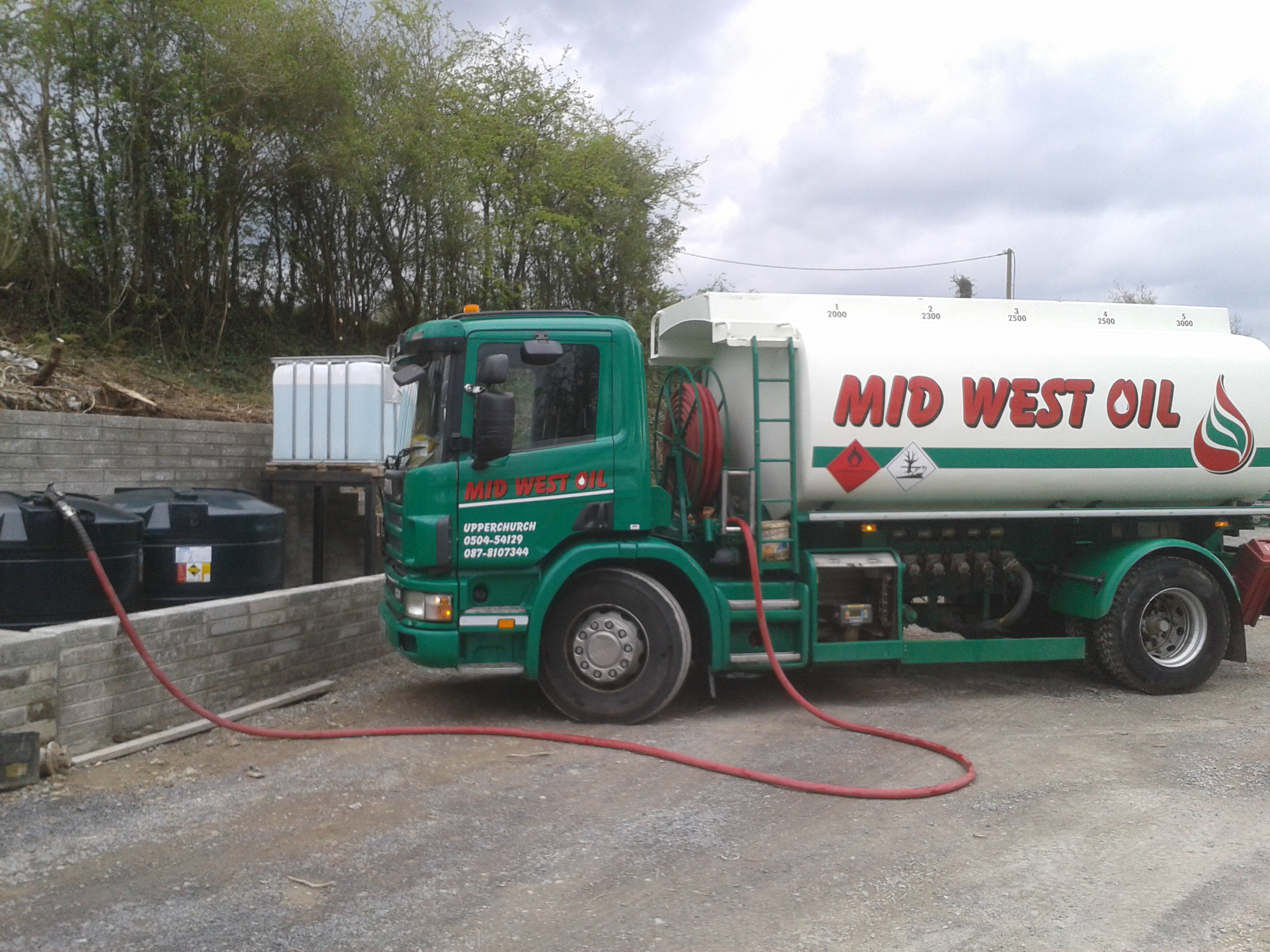 Home Heating Oil Prices Tipperary