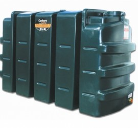 Carberry 900 litre heating oil tank. this tank is a very popular choice for domestic houses.