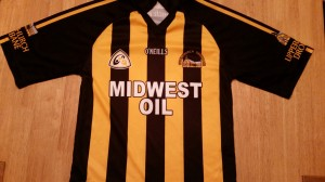 Mid West Oil has a proud and long association with the local GAA Club Upperchurch Drombane